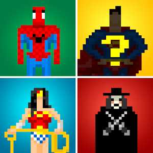 Guess The Pixel  Comics