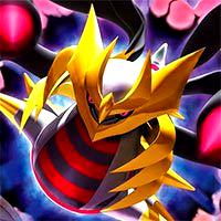 Game Pokemon Giratina Strikes Back
