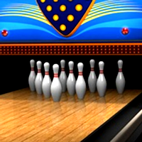 Game Bowling Masters 3D