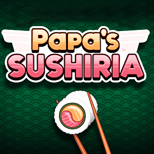 Game Papas Sushiria
