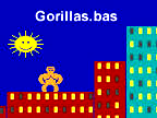 Game Gorillas Bas