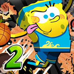 Game Nick Basketball Stars 2