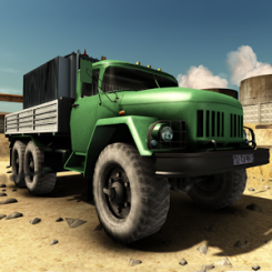 Game Truck Driver Crazy Road 2