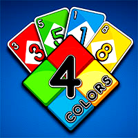 Game Uno: 4 Colors