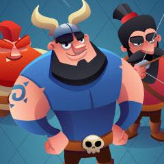 Game Clash of Vikings