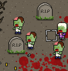 Game Lemmy vs Zombies