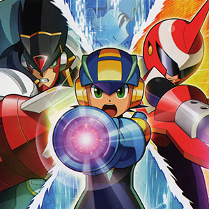 Game Mega Man Battle Network 5