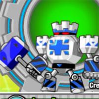 Game Fuzzmon vs Robo