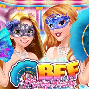 BFF Masquerade