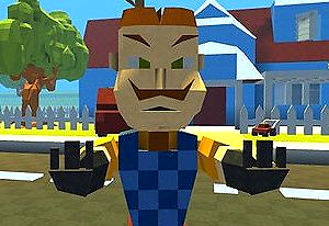 Game Hello Neighbor Kogama