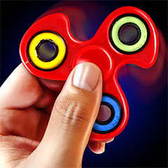 Game Hand Spinner Simulator