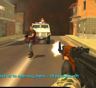 Game Armed Forces vs Gangs