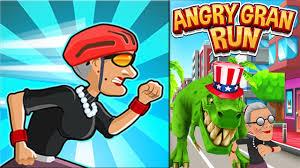 Game Angry Gran Run: Miami