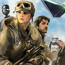 Game Rogue One: Boots on the Ground - Star Wars Arcade