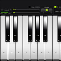 Game Real Piano Online