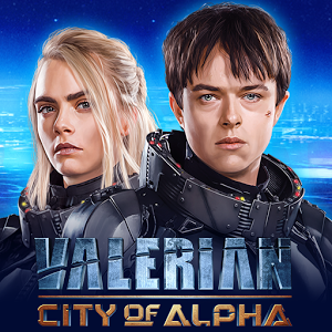 Game Valerian Space Run