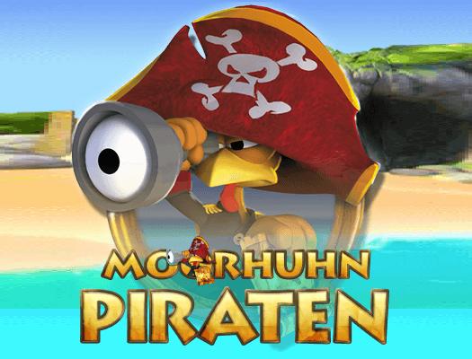 Game Moorhuhn Pirates