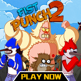 Game Regular Show: First Punch 2