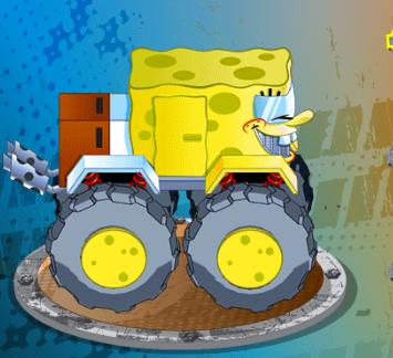 Game Destruction Truck Derby