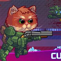 Game Armored Kitten