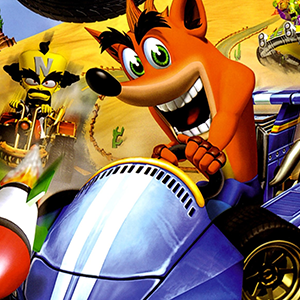 Game Crash Nitro Kart