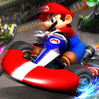 Game More Super Mario Kart