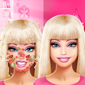Barbara Skin Care and Dress Up
