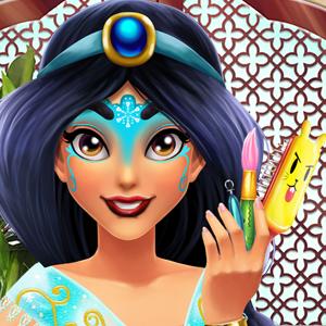 Game Jasmine Fun Skin Care