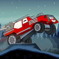 Game Uphill Halloween Racing