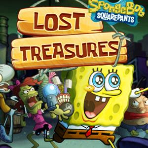 Game SpongeBob - Lost Treasures