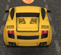 Game Supercar Endless Rush