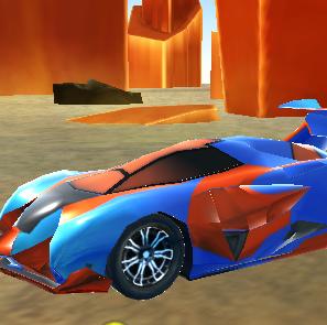 Game Super Car Zombie