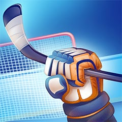 Game Hockey Shootout