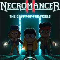 Game Necromancer II: The Crypt of the Pixels