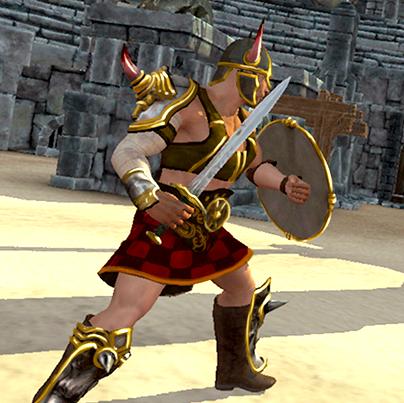 Game Gladiator Arena