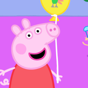 Game Peppa Pig - Pattern Party