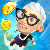 Game Angry Gran: Up Up and Away