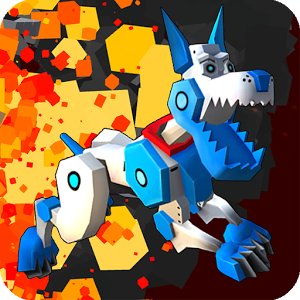 Game Robot Dog City Simulator
