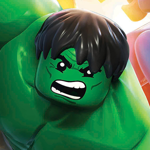 Game LEGO Avengers Hulk