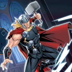 Game Avengers Games: Thor - Boss Battles