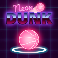 Game Neon Dunk