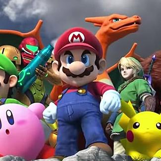 Game Super Smash Bros