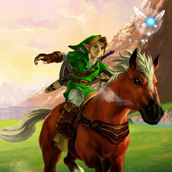 Game The Legend of Zelda: Ocarina of Time