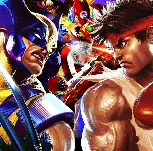 Marvel vs Capcom: Clash of Super Heroes