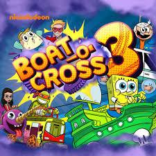 Nickelodeon: Boat-o-Cross 3 Racing Game