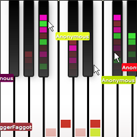 Game Multiplayer Piano Online