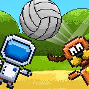 Game Pixel Volley