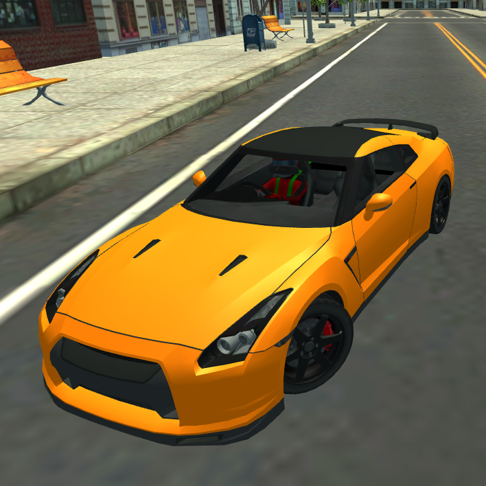 Game 3D City Racer 2