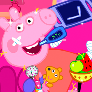 Game Peppa Pig Super Recovery
