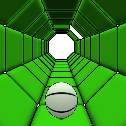Game Slope Tunnel